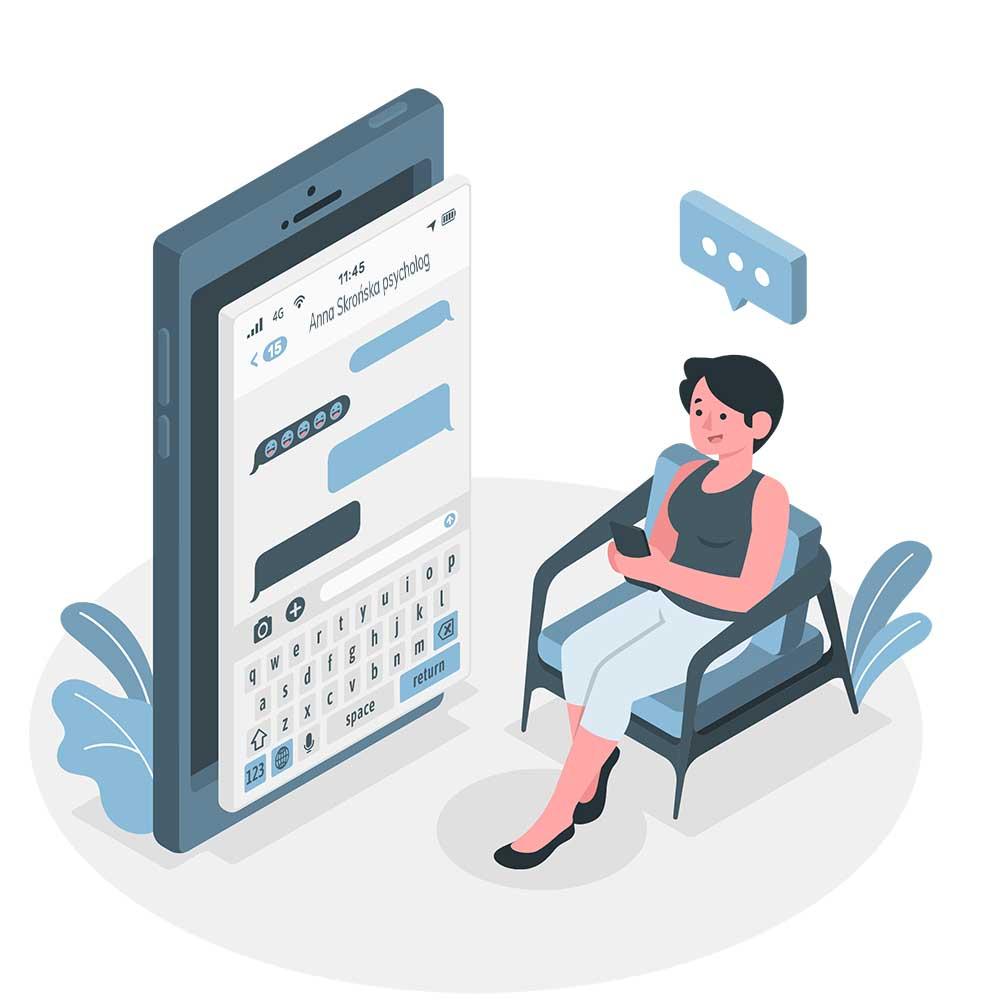 pomoc psychologa online białołęka