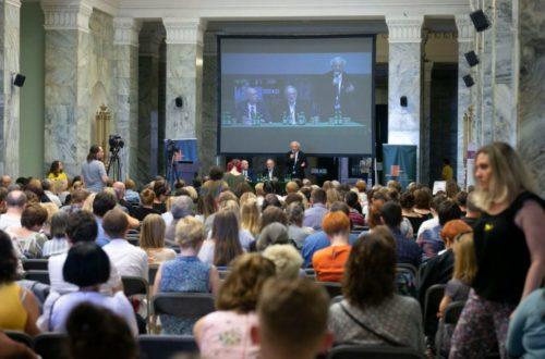 II Kongres Zdrowia Psychicznego zdjecie autorskie
