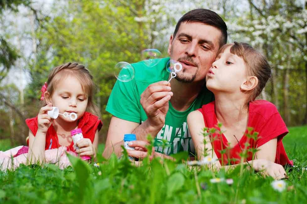 rodzicielskie budowanie relacji